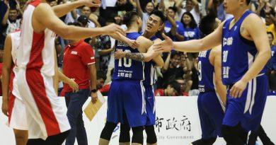 《籃球》「BE HEROES」 陳盈駿致勝三分球 中華藍驚險擊敗伊朗奪首勝
