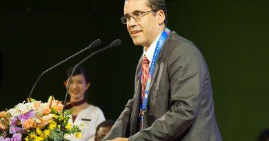 《桌球》身障亞錦賽台中開幕 獲得國際桌總讚揚