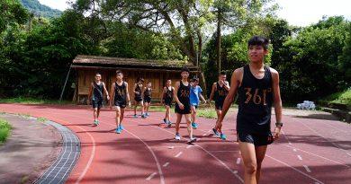 《田徑》尖石國中田徑隊 跑出未來的路