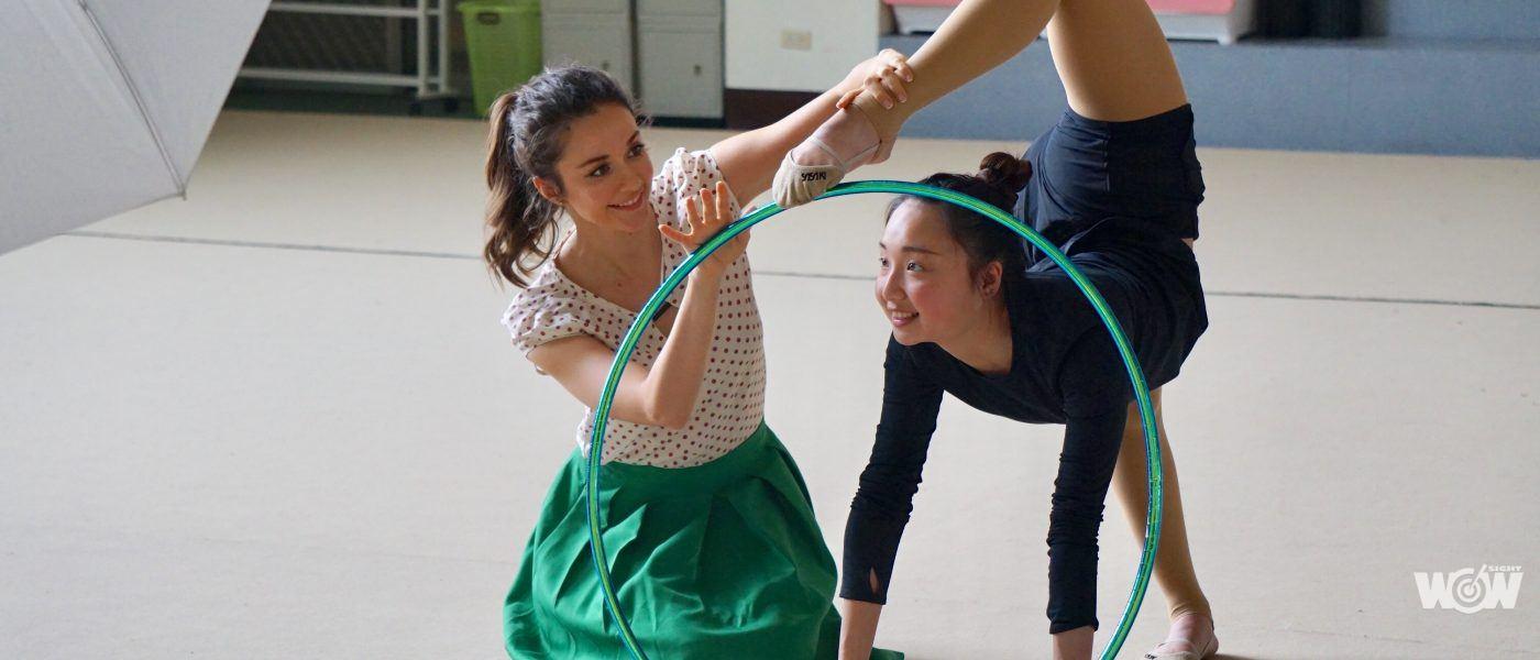 《體操》瑞莎能當教練嗎 藝人光環的好與壞