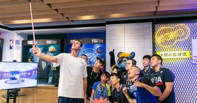 《NBA》Danilo Gallinari來台行程滿滿 會球迷秀中文超親切