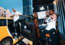 《籃球》Damian Lillard 再訪台北 搭小黃、秀饒舌、賞夜景
