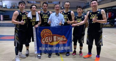 《籃球》EMBA明日之星 長庚大學掄元