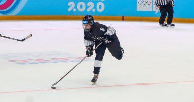 《冬青奧》林威宇、張恩婗闖進三對三冰球金牌戰 皆盼有好表現