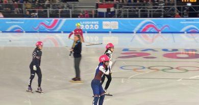 《冬青奧》短道滑冰1000公尺拚出第九 張蕙追平代表隊最佳排名