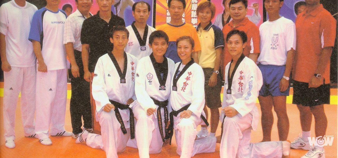 《跆拳道》雅典奧運 黃志雄禮讓朱木炎的幕後