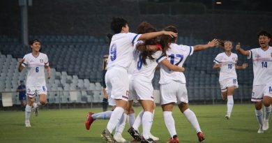 《足球》丁旗破門 木蘭女足第三回合奧運資格賽奪首勝
