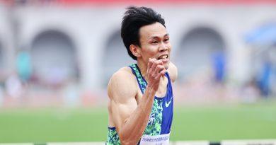 《田徑》疫情打亂奧運備戰 陳奎儒110欄本季首場表現不佳