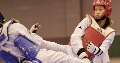 《跆拳道》跆拳道超前部署亞錦模擬開打 奧運資格賽國手羅嘉翎踢館成功抱走獎金
