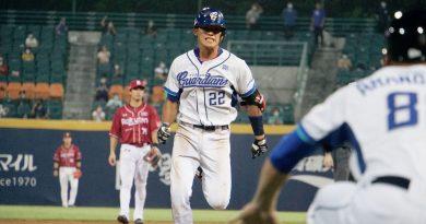 《棒球》李宗賢虛心求教 鄭兆行大讚表現超乎想像
