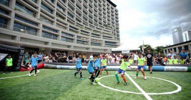 《足球》松山文創園區好熱鬧 迷你足球來共襄盛舉