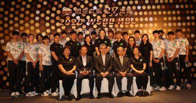《籃球》奪回HBL女籃冠軍 國泰女籃2020年大豐收