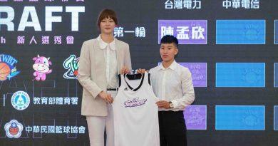 《WSBL》選秀會台電女籃大贏家 狀元指名陳孟欣 二輪挑走劉昕妤