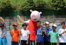《網球》網協防疫盃讓全國賽重回基隆 陳迪化身佩佩豬與小選手過招