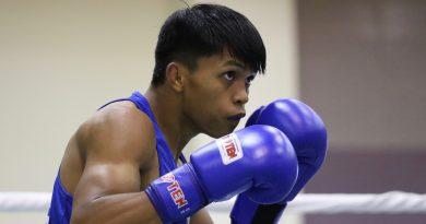 《拳擊》久未出賽如處女秀緊張 賴主恩盼再戰奧運