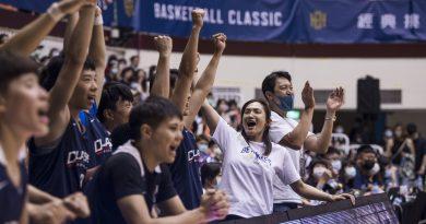 《籃球》BE HEROES經典挑戰賽   學姊逆轉勝 經驗傳承未來之星