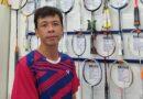 《羽球》從工程師到國際穿線師 台同攜手VICTOR追求最專業