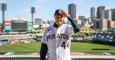 《棒球》陳柏毓加盟MLB海盜隊 家人助圓旅外夢