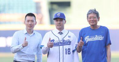 《棒球》郭俊麟感謝富邦給機會 盼明年下半季登一軍舞台