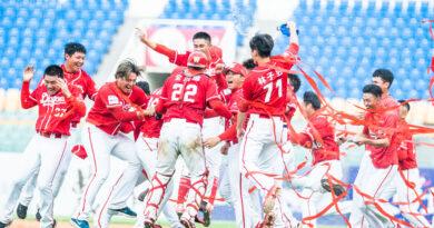 《棒球》紅潮再現 味全龍3連勝奪二軍首冠