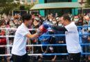《拳擊》街頭擂台現身耶誕運動派對 奧運拳擊國手林郁婷重磅出擊