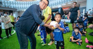 《足球》中華足球聯盟成立 足夢奪金不分男女老幼