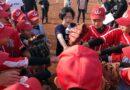 《棒球》彰化囝仔江國豪、林志綱返鄉教學 BE HEROES棒球訓練營回饋基層
