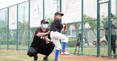 《棒球》BE HEROES訓練營小學員熱情 豪華教練團揪甘心