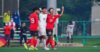 《足球》門將操刀點球拐氣 紅獅力退桃園國際 升降賽保級成功
