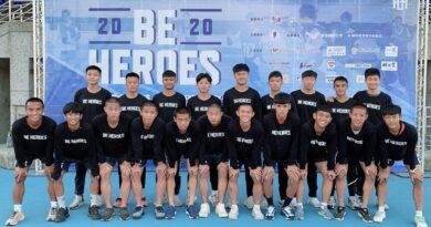 《足球》BE HEROES足球菁英學院圓滿成功 20位菁英代表出線 15日對決U20潛力培訓隊