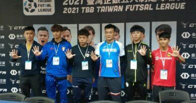 《足球》臺灣企銀5人制足球聯賽開踢 打造未來舞台