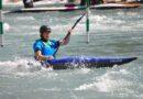 《奧運》張筑涵挺進東奧 我國史上首張輕艇激流門票
