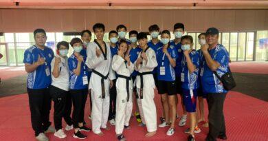 《跆拳道》奧運亞資賽告捷 蘇柏亞、黃鈺仁、劉威廷東京參戰確定