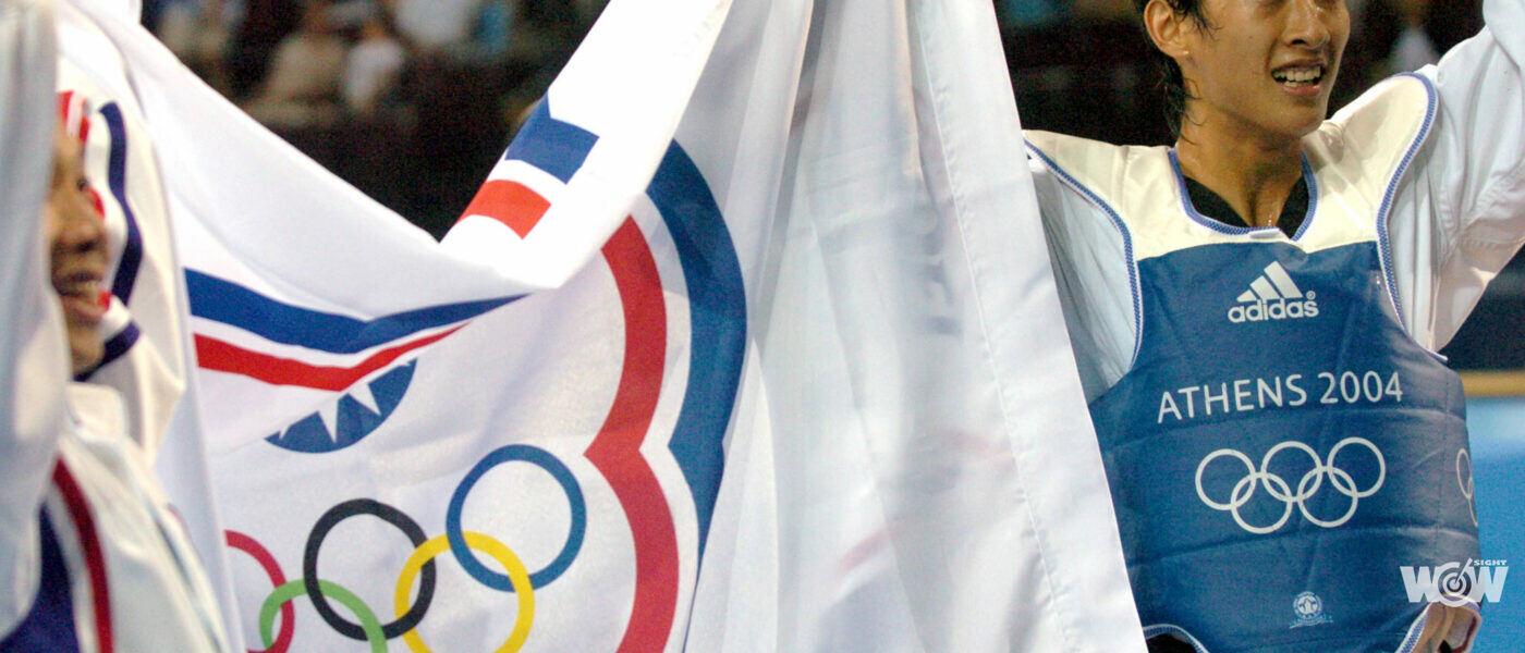 《跆拳道》成功沒有獨門祕訣 朱木炎靠自律造就奧運金牌