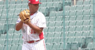 《棒球》貫徹無懼精神 胡智為樂於接受新挑戰