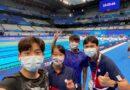 《奧運》全新場館感覺超棒 游泳隊要衝出最佳成績