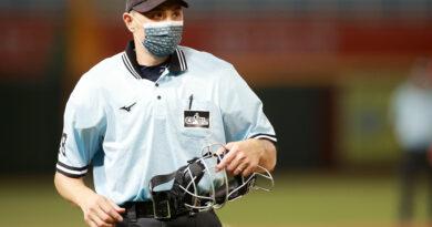 《棒球》中職裁判前進奧運第一人 紀華文備感榮幸興奮