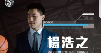 《PLG》高雄鋼鐵人正式簽約楊浩之 籃球素人美夢成真