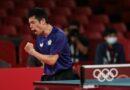 《奧運》莊智淵奧運最後身影不孤單 期許後輩小將能讓世界看到台灣