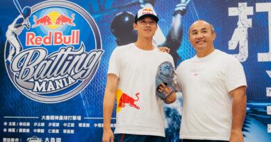 《棒球》Red Bull Batting Mania 黃子鵬、張泰山號召全台打者強棒出擊