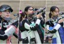 《射擊》女子空氣步槍團體成形 明年亞運拚爭牌